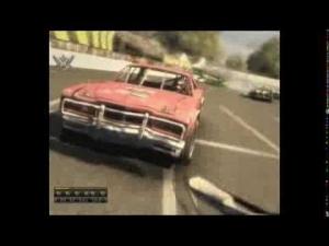 [Race Driver: GRID] - Jupiter Eagleray MK5 - Destruction Derby - Steering Wheel