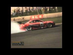 [Race Driver: GRID] - Nissan Silvia S15 - Drift GP - Steering Wheel