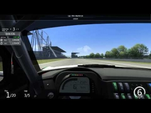 Assetto Corsa BMW Z4 GT3 @ Nürburgring GP Online