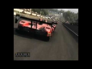 [Race Driver: GRID] - LOLA B05/40 - Spa - LeMans Series - Steering Wheel