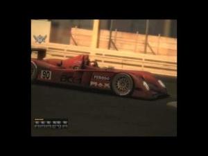 [Race Driver: GRID] - Audi R10 TDI - 24 Hours LeMans - Steering Wheel