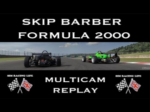 I Racing Skip Barber Zandvoot Club Circuit Full Detail multicam 1080p
