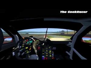 Porsche 997 RSR GT3 @ Austin ~Assetto Corsa