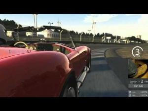 Assetto Corsa hotlap - Shelby Cobra S1 at Blackwood