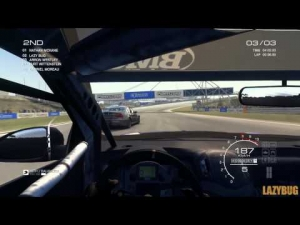 Grid Autosport (Very Hard ♦ PC) - PIPERCROSS ♦ CAT C ♦ Touring Car Series (2 Events ♦ Season 1)