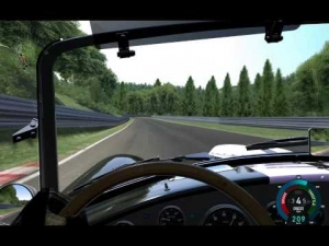 Shelby Cobra SC on the Nordschleife v1.1