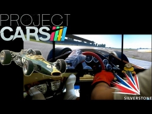 Project CARS - Lotus 49 @ Silverstone Historic