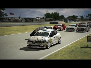 Clio Cup @ Sebring Club - Mon 14 July 2014