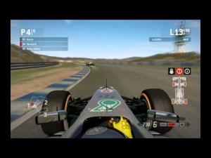 F1 2013 - Slipstreamers Sunday Semi-Pro League Race - Jerez 50%