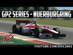 Assetto Corsa | GP2 2014 Series - Nürburgring | Hotlap + Replay | HD