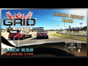 GRID Autosport - Audi RS5 Touring Car (Race) @ Jarama Circuit