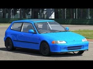 Assetto Corsa Honda Civic VTi + Download Car