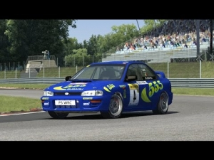 Assetto Corsa Subaru STI + Download car