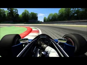 Assetto Corsa [0.21] - new LOTUS 98T on Monza Circuit HD
