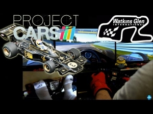 Project CARS - Lotus 72 @ Watkins Glen International