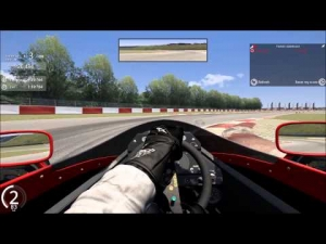 assetto corsa: lotus 98t at nurburgring gp 1:39.7 with 100% turbo