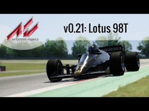 Assetto Corsa 0.21 - Lotus 98T @ Nürburgring | Let's Play Assetto Corsa [HD]