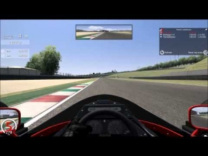assetto corsa:lotus 98t at mugello 1:24.7