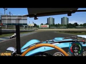 Assetto Corsa - Shelby Cobra 427 S/C @ Blackwood ♦ 1:22.108