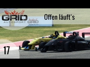 GRID Autosport #17 - Offen läuft's | Let's Play GRID Autosport [HD]