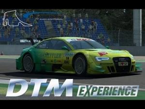 DTM Experience | Audi RS 5 DTM | Mike Rockenfeller | Hockenheim