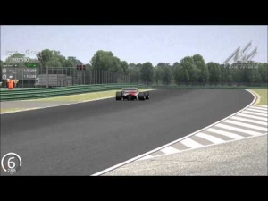 assetto corsa: lotus 98t at vallelunga 1:19.2