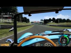 Assetto Corsa - Shelby Cobra 427 SC @ Blackwood ♦ 1.21.451