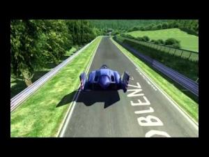 F-ZERO Blue Falcon - Assetto Corsa