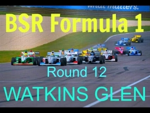 iRacing BSR Formula 1 Round 12 from Watkins Glen - Cracking race from start to finish