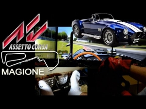 Assetto Corsa - NEW Shelby Cobra @ Magione