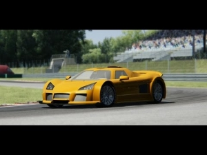 Assetto Corsa Gumpert Apollo +Download Car