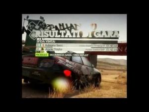 [DIRT 2] - Subaru Impreza STI Group N - Challenge Taylor - Steering Wheel