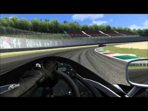 Assetto Corsa RaceDepartment EU Race