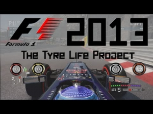 F1 2013 :: The Tyre Life Project