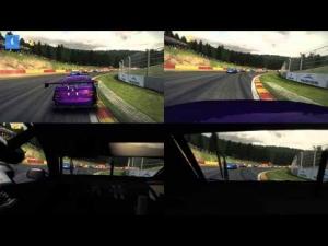 Grid Autosport - Peugeot 408 SCB - Multicam
