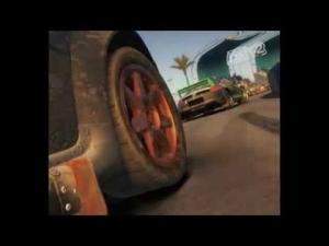 [DIRT 2] - Soft Landing - Crash - Subaru Impreza STI Group N - Steering Wheel