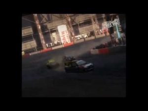 [DIRT 2] - Subaru Impreza STI Group N - Team Rally Cross - Steering Wheel
