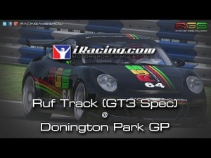 iRacing.com | Ruf Track | Donington Park Racing Circuit | New Build - S32014