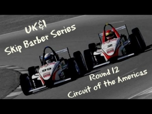 iRacing UK&I SKIP BARBER ROUND 12 FROM CIRCUIT OF THE AMERICAS AKA COTA