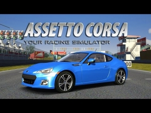 Assetto Corsa [HD+] ★ Subaru BRZ @ Vairano