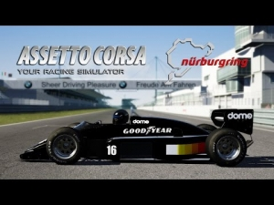 Assetto Corsa [HD+] ★ Lotus 98T @ Nürburgring GP