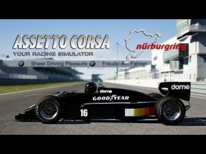 Assetto Corsa [HD+] ★ Lotus 98T @ Nürburgring GP