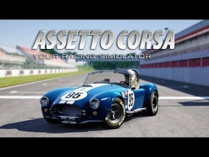 Assetto Corsa [HD+] ★ Shelby Cobra 427 S/C @ Prato