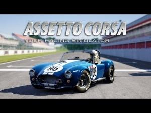 Assetto Corsa [HD+] ★ Shelby Cobra 427 S/C @ Prato