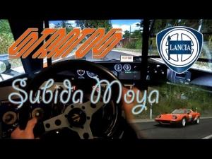 Subida Moya - Lancia Stratos HF Stradale - rFactor