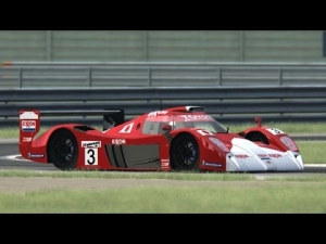 Assetto Corsa Toyota GT One TS020 + Download Car