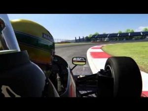 Assetto Corsa (0.21.5) - Lotus 98T @ Silverstone