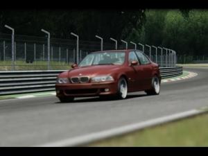 Assetto Corsa BMW E39 M5