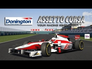 Assetto Corsa [HD+] ★ GP2 2014 @ Donnington Park GP