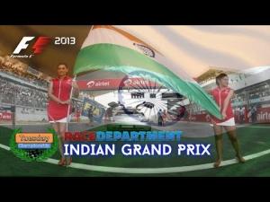 F1 2013 | RD Tuesday Championship - Season 6 | R16: Indian Grand Prix